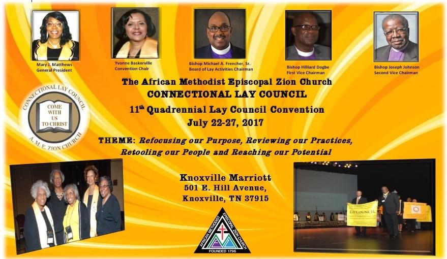 11th Quadrennial Lay Council Convention