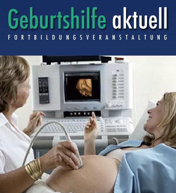 Geburtshilfe Aktuell Flyer
