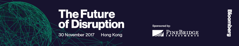 Bloomberg - The Future of Disruption