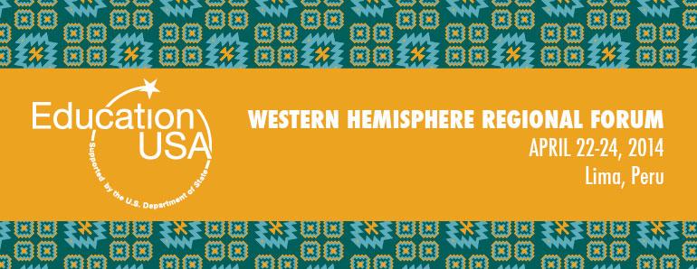 Western Hemisphere Regional Forum 2014