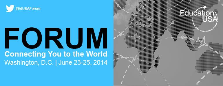 EducationUSA Forum 2014