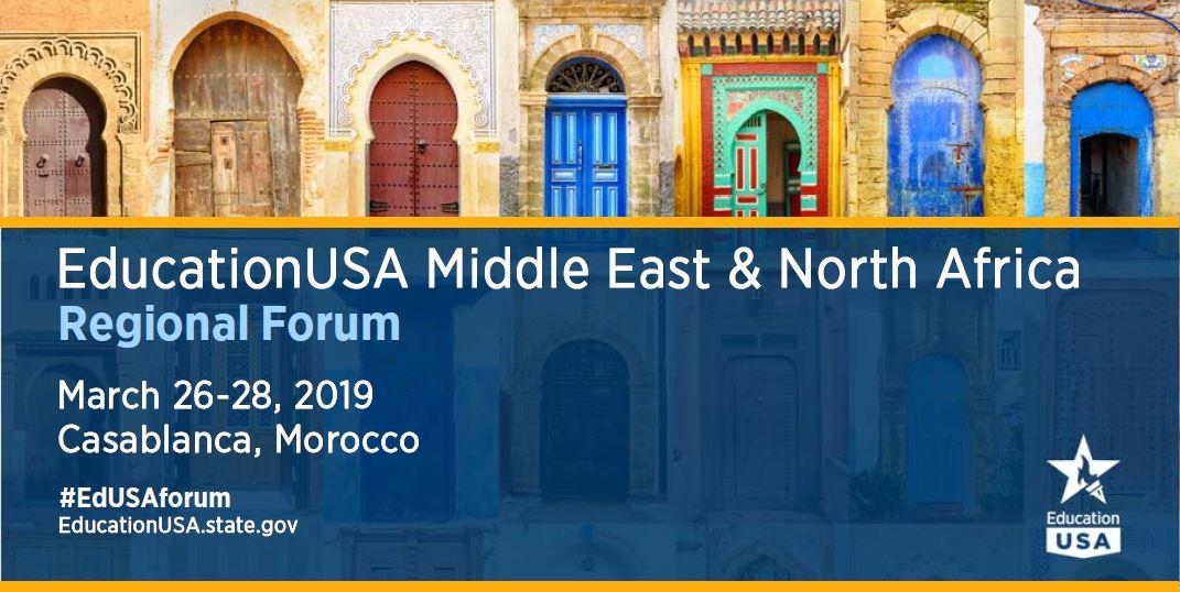 EducationUSA MENA Regional Forum 2019