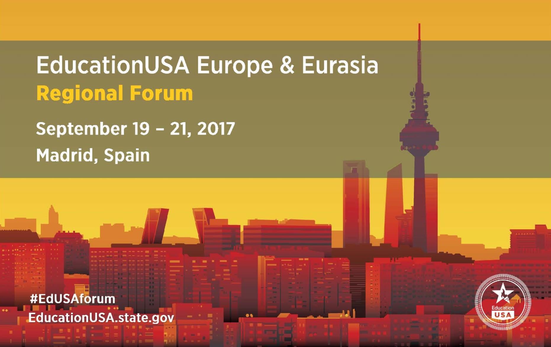 EducationUSA EUR Regional Forum 2017