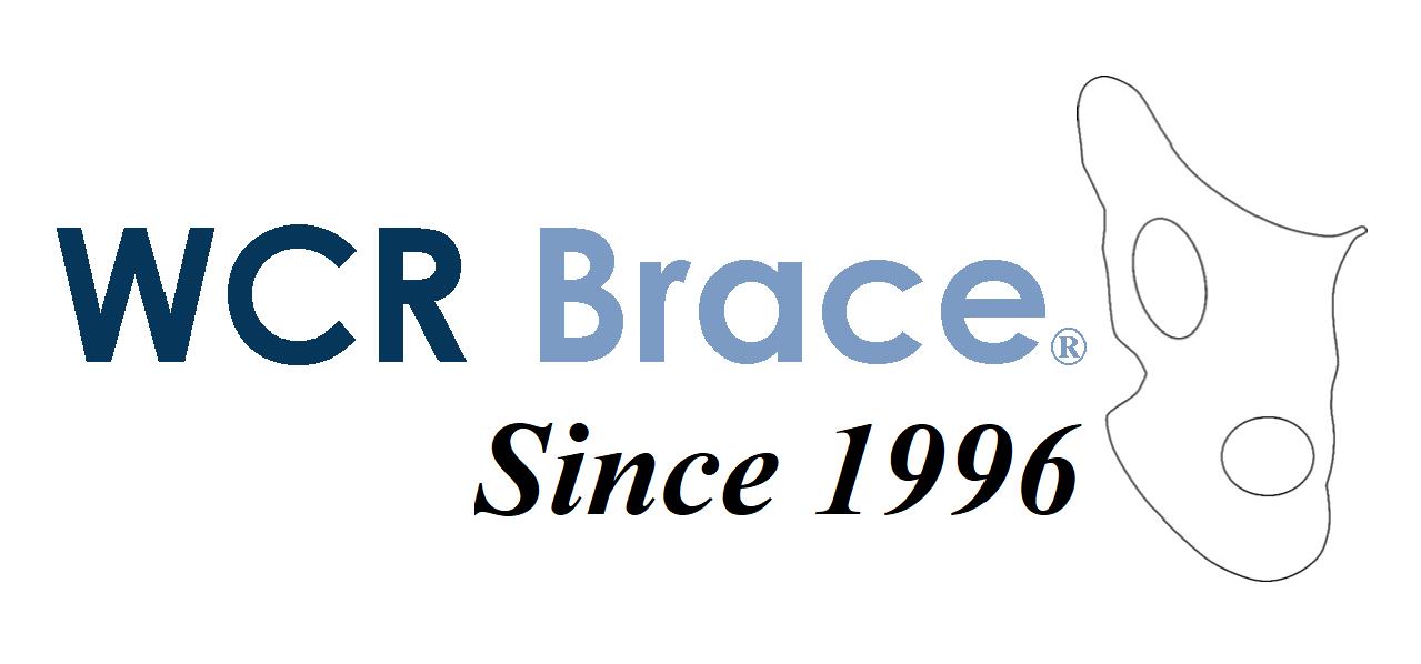 WCR Brace Sticker 1996 - transparent background