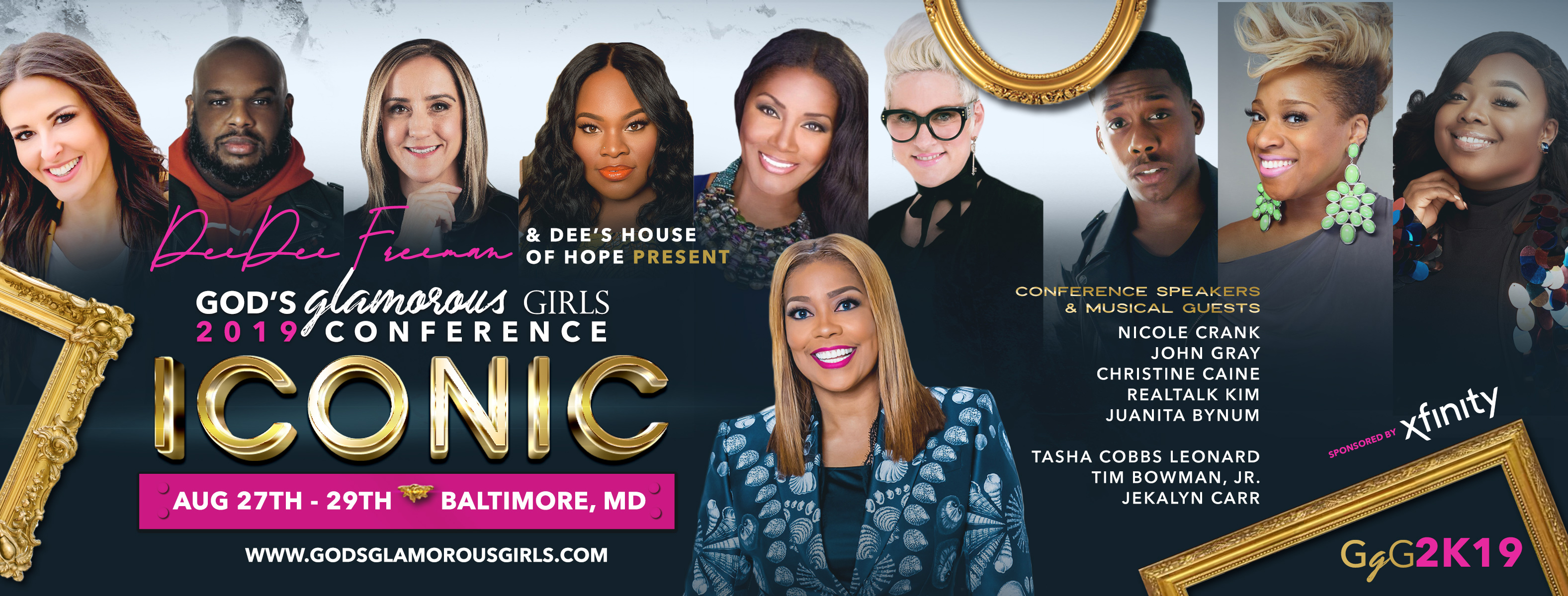 2019 God's Glamorous Girls Conference