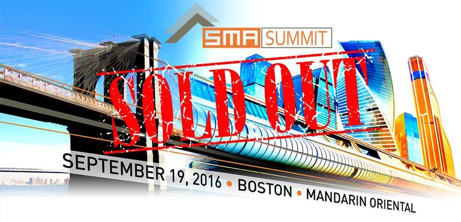 SMA Summit 2016