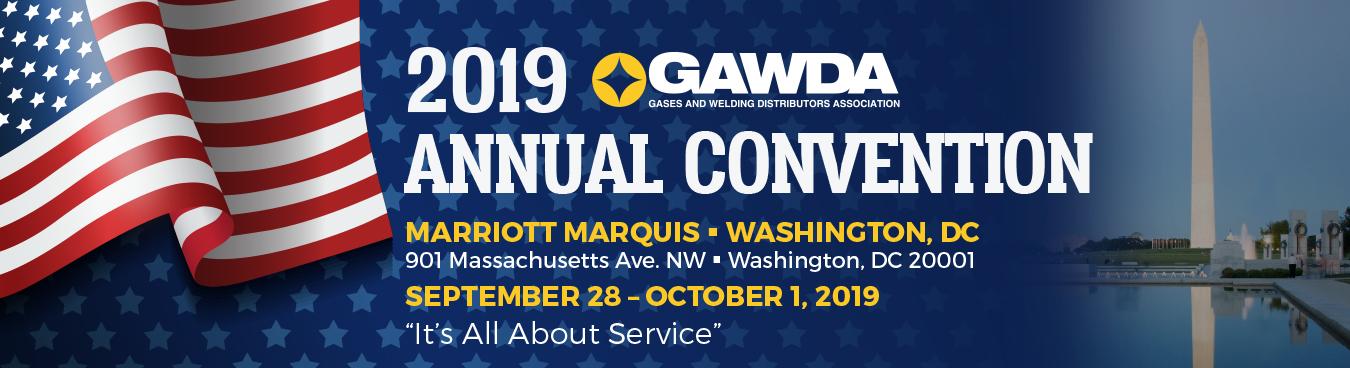 2019 GAWDA Annual Convention