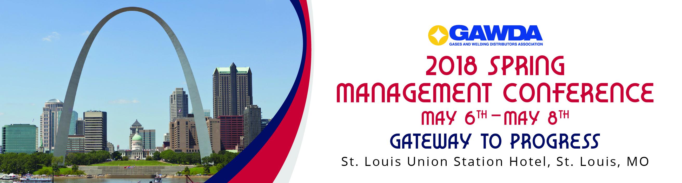 2018 Spring Management Conference