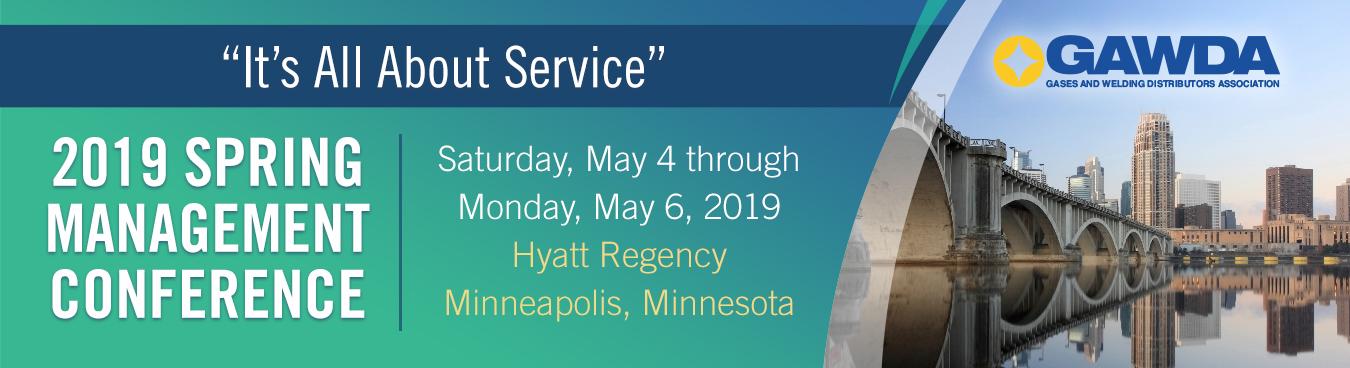 2019 Spring Management Conference