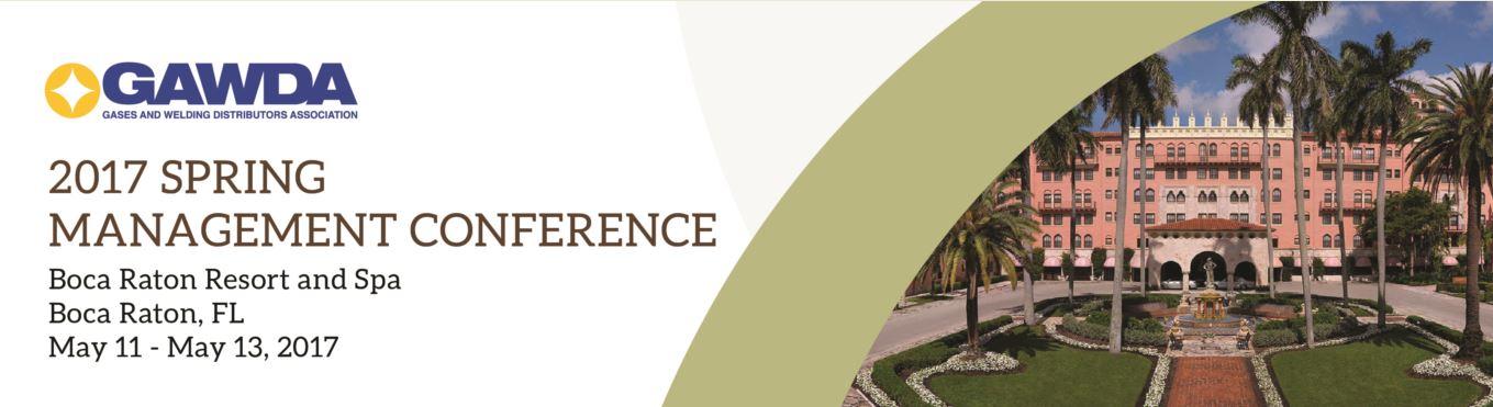 2017 Spring Management Conference