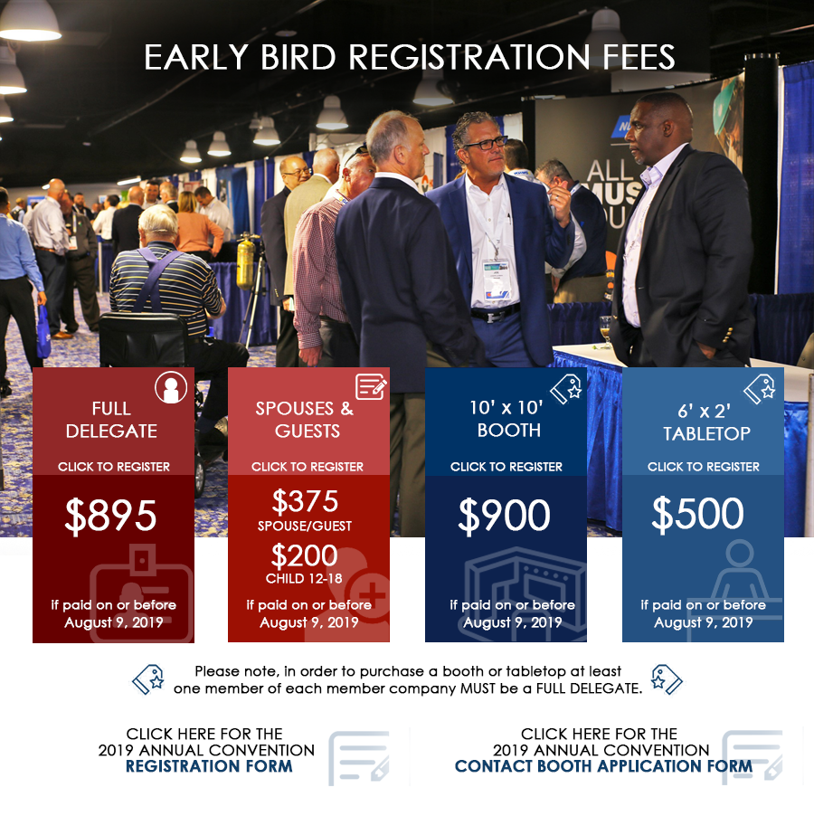 Early Bird Registration Fees.12
