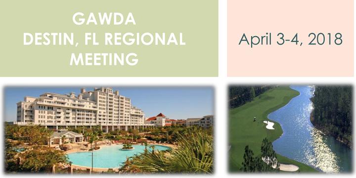 2018 Destin, Florida Regional Meeting