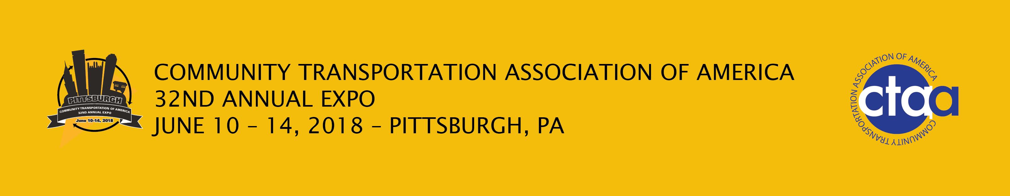 CTAA 2018 Exhibit & Sponsorship Opportunities