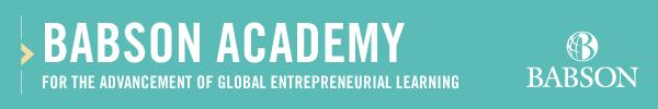 Price-Babson Symposium for Entrepreneurship Educators (SEE-46)