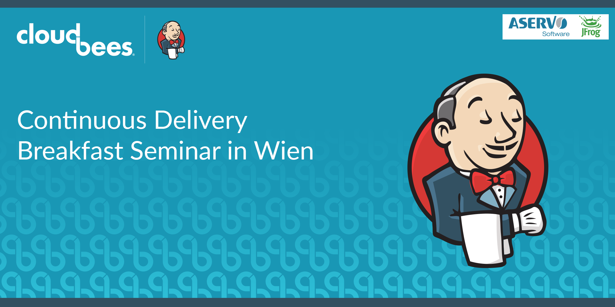 CloudBees Continuous Delivery Breakfast Seminar in Wien