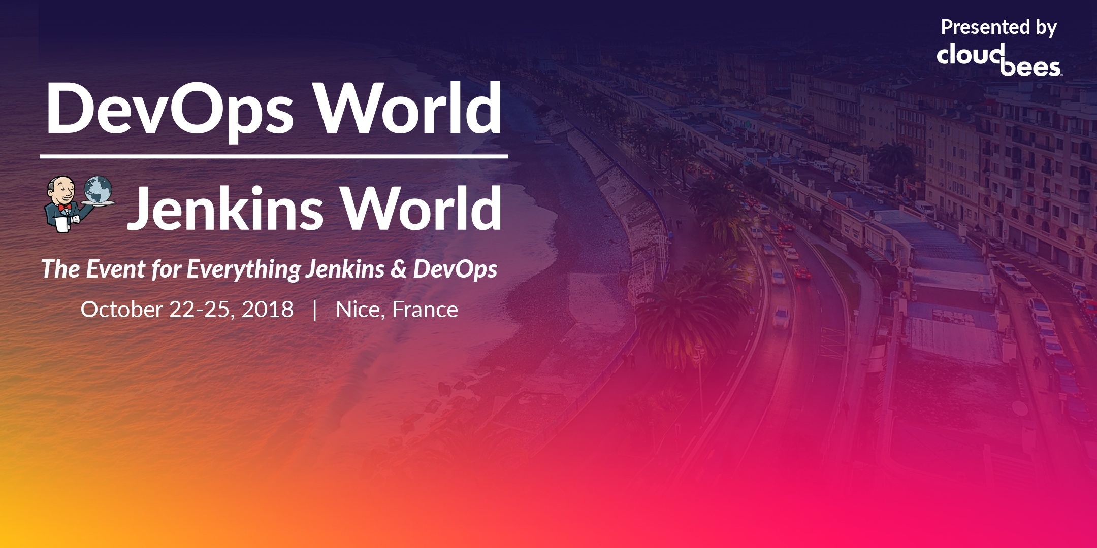 DevOps World | Jenkins World 2018 Europe