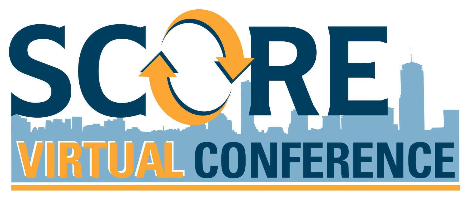 SCORE Virtual Conference Logo_White