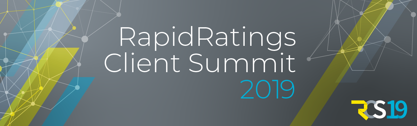 2019 RapidRatings Client Summit