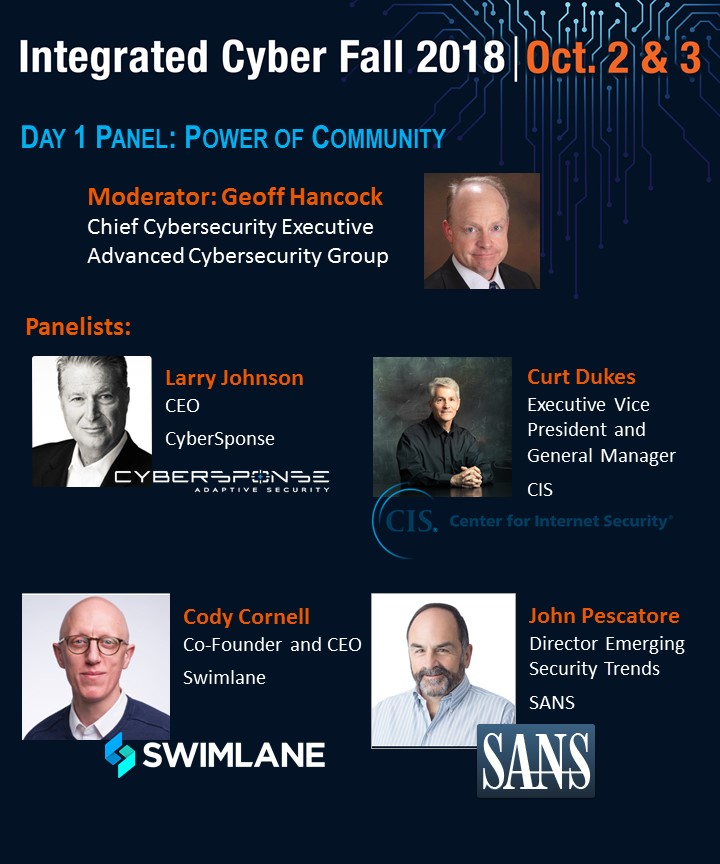 Day 1 BS2 Panel - Power of Community