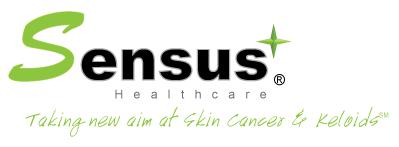 Sensus Healthcare Logo Tagline_DASIL 2018