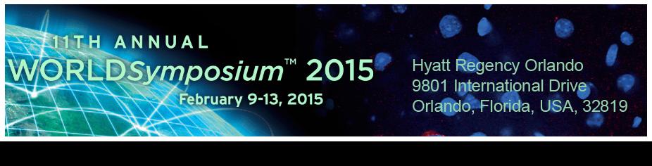 WORLDSymposium 2015