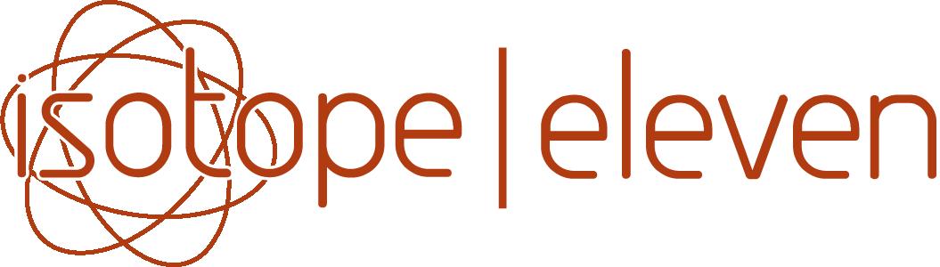 isotope 11 logo