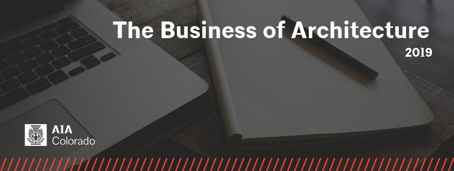 2019 Business of Architecture