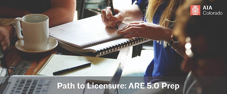 Path to Licensure: ARE 5.0 Prep
