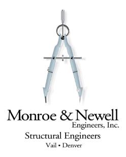 Monroe & Newell Engineers, Inc. Logo 2018 Gala