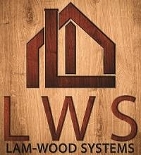 LAM-WOOD Logo 3in x 3in