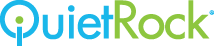 Quiet Rock logo