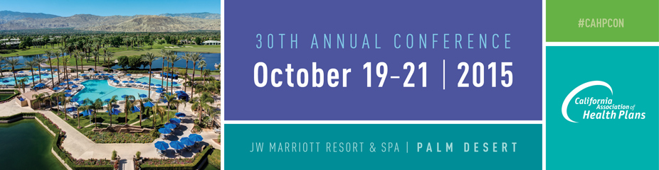 CAHP's 30th Annual Conference