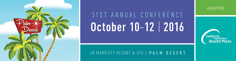 CAHP's 31st Annual Conference