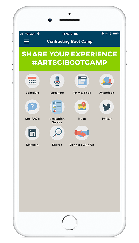 ArtSci Summit app