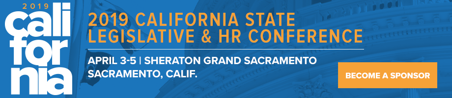 CalSHRM's 2019 California State Legislative & HR Conference