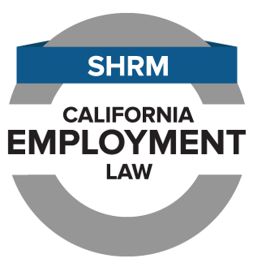SHRM CA Microcredential