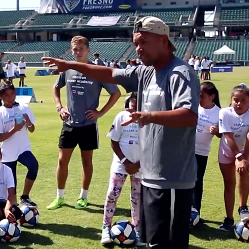 2019 Chevron Soccer Academy: Year In Review