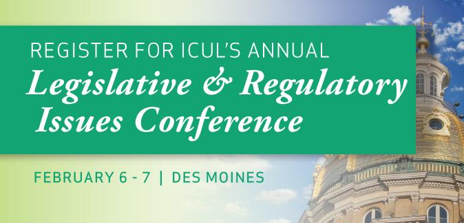 Legislative and Regulatory Issues Conference