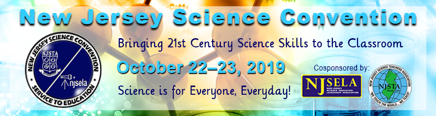 2019 NJ Science Convention for Exhibitors