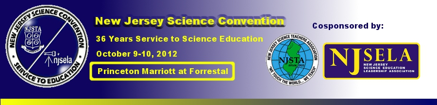 2012 New Jersey Science Convention