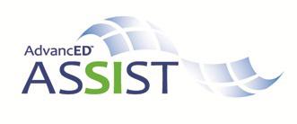 AdvancED ASSIST logo