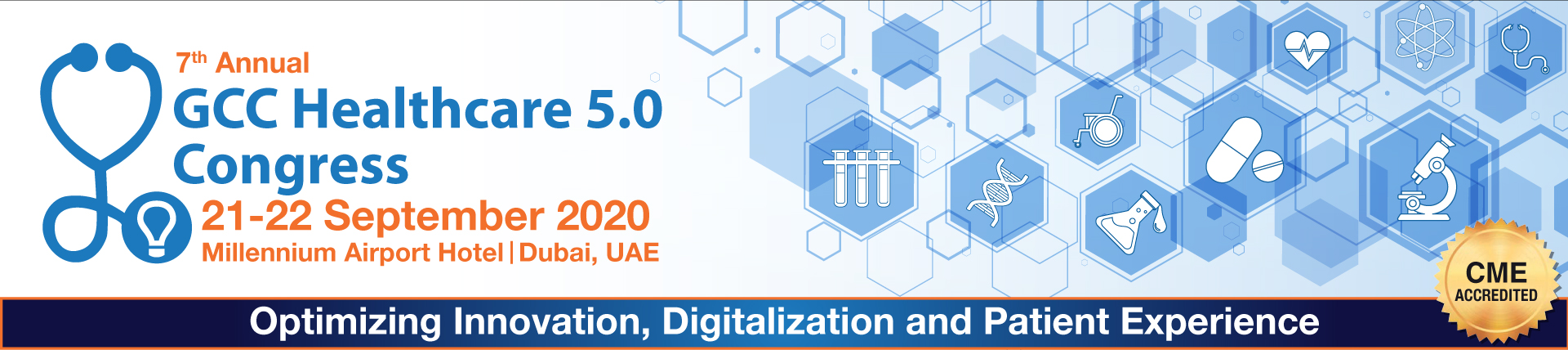 GCC Healthcare 5.0 Congress