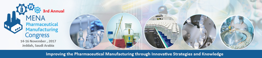 MENA Pharmaceutical Manufacturing Congress Content Download