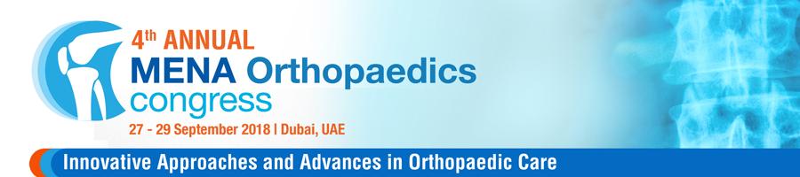 4th Annual MENA Orthopaedics Congress