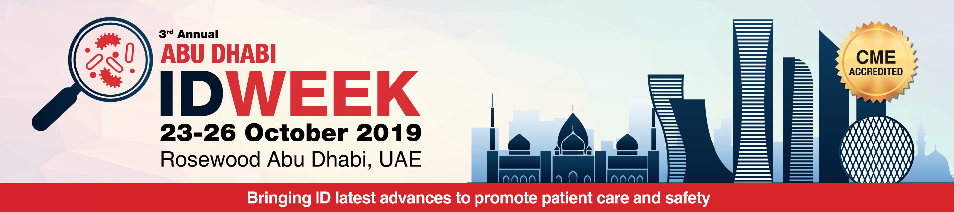 The 3rd Annual Abu Dhabi i ID Week Abstract