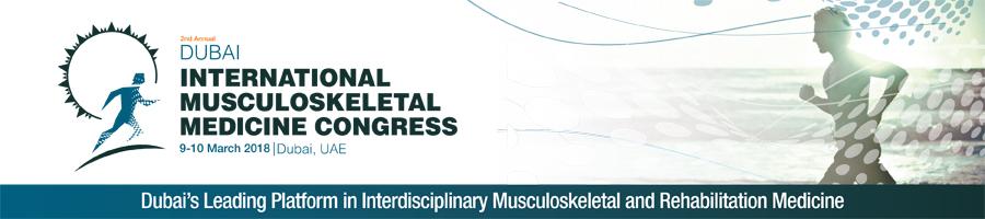 Dubai International Musculoskeletal Medicine Congress