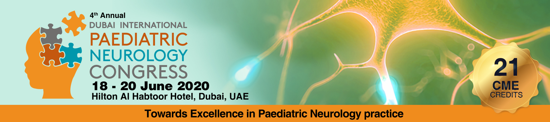 4th Annual Dubai International Paediatric Neurology Congress