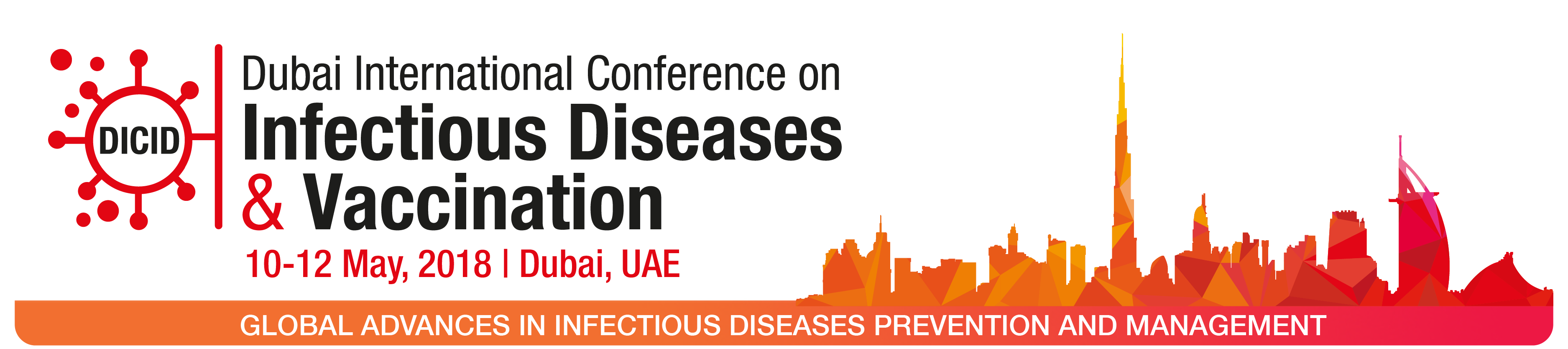 3rd Annual Dubai International Conference on Infectious Diseases and Vaccination 2018