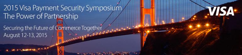 2015 Visa Payment Security Symposium