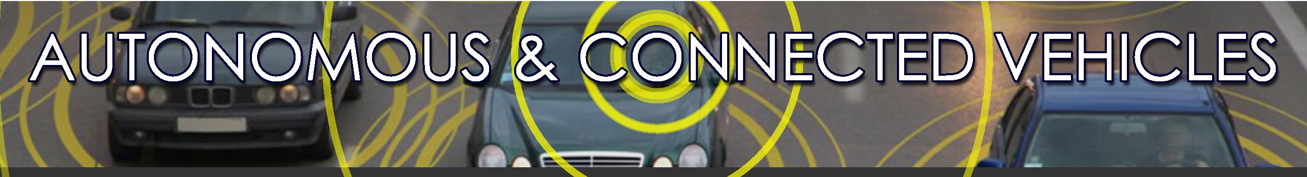 Autonomous & Connected Vehicle Workshop Series